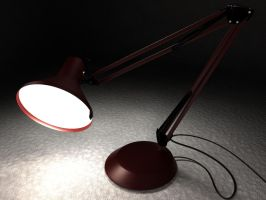 Lampe2 by Blodgrass
