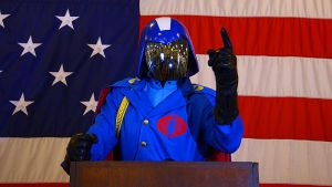 Cobra Commander wants you in Cobra 1st Legion by Cobra1stLegion