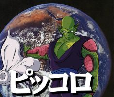 Piccolo - The Namek by eggmanrules