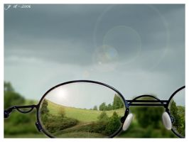 I Can See Clearly Now... by janey-in-a-bottle