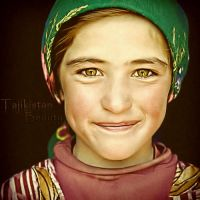 Tajikstan beauty by MixMyPhotoshop