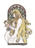 Galadriel - The Diminishing by MaryLayton
