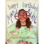 Bday Card for Marj Cocjin by shelim