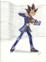 Yu-Gi-Oh Duel - 07 by andrielisilien