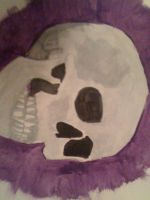 skull by arevolutionarydevice