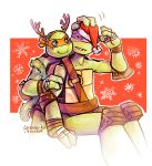 Getting in the holiday mood.. by lorna-ka