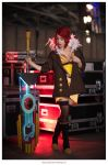 Red (Transistor) by Maxsy66