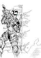 Ghost Recon by Chimy-The-Zombie
