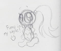 Fumu in my Style by PuccaFanGirl