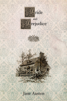 Cover Redesign: Pride and Prejudice by missbagel