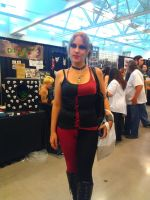 NF Comicon : Harley Quinn(1) by TheWarRises