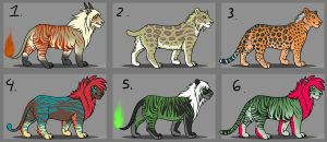 -CLOSED- by BlueFang-Adoptables