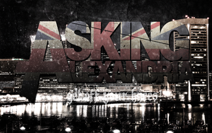 Asking Alexandria Wallpaper by fueledbychemicals