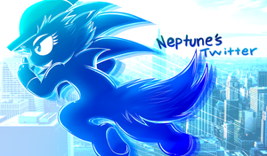 Twitter Banner - The Other Blue Blur Revamp by NeppyNeptune