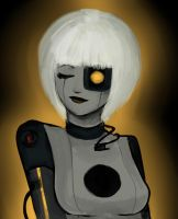 GlaDOS by Yuzu-zi