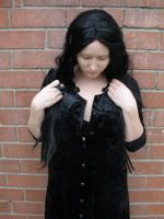 gothic lady 7 by PhoeebStock