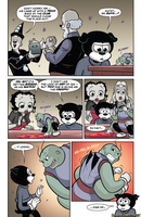Betty Boop Dynamite Comic #3 (Page 15) by Rapper1996