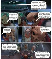 Transmissions Intercepted Page 9 by CarpeChaos