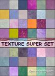 Free Texture Super Set (50 Textures) by ibjennyjenny