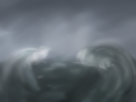 Generic waves and stuff. by Moonblizzard