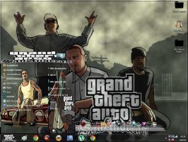 WINDOWBLINDS  GTA SAN ANDREAS by FCOSS