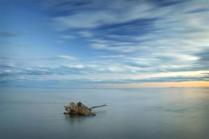 Thessalon Driftwood by tfavretto