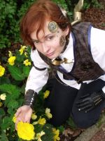 Steampunk: Sample collection by cayra