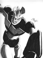 Mazinger Z by DougHills