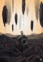 Back to the planet of the crying stones by vimark