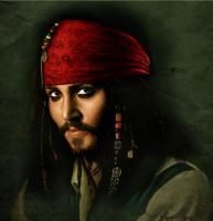 Jack Sparrow - Touched up by marAttacks