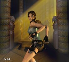 Lara Croft - Last Revelation 2 by Roli29