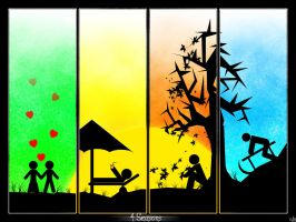 4 Seasons by cliq