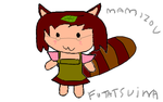 Little Mamizou by pete7868