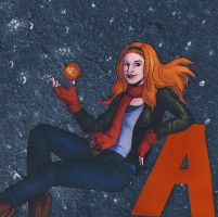 A is for Amy by snappop