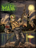 The Mask by Xgiroux23