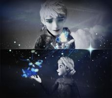 Let It Go x Jelsa Wallpaper by CeeJayFrost