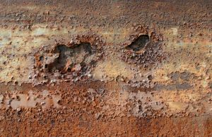 Rust Close-up 2 by AGF81