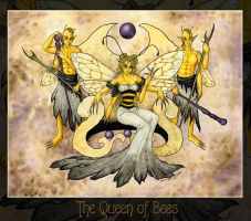 The Queen of Bees by MisticUnicorn