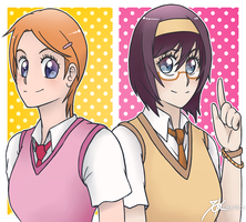 HIGH SCHOOL GIRLS by KIMADRID