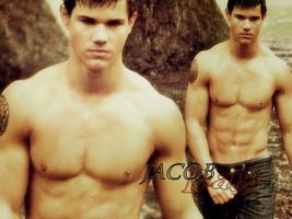 Jacob Black Wallpaper by iarazza