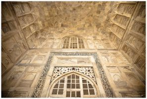 Intricately Taj by AndrewToPhotography