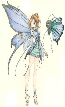 request : winx oc : Linda by The-Angel-Of-Light