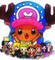 Chopper- One Piece by NaTuRaL-Harmonia99