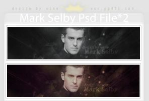 Mark Selby Banner Psd FileX2 by xianmin