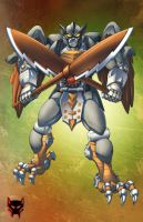 Silverbolt: Beast Wars Transformers by ZeroMayhem