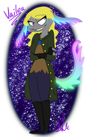 Treasure Planet OC: Vailea by Universal-Tiger