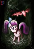 Crystal Filly Cave Explorer by Jowybean