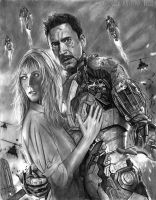 Iron Man 3 by Wanted75
