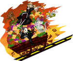 GB: Candy Wagon Ride by Doodlz18