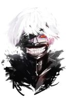 Kaneki by AudGreen